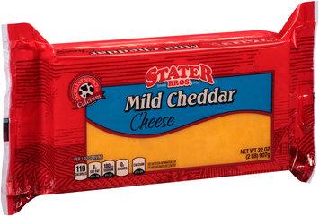 Stater Bros.® Mild Cheddar Cheese 32 oz. Brick