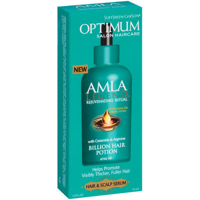 Optimum Salon Haircare Amla Legend™ Billion Hair Potion for All Hair Types 1.9 fl. oz. Bottle