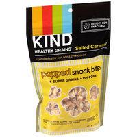 KIND®  Salted Caramel Popped Snack Bites