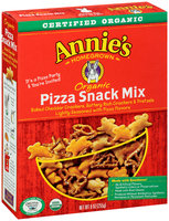 Annie's®  Homegrown Organic Pizza Snack Mix