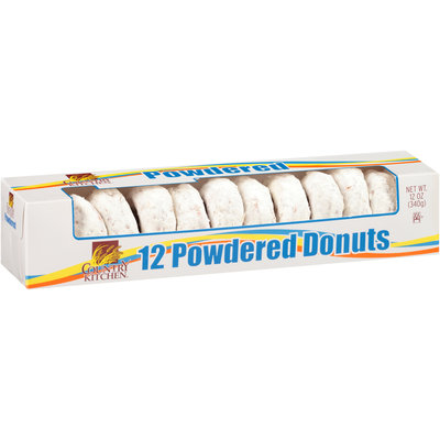 Country Kitchen® Powdered Donuts 12 ct Box