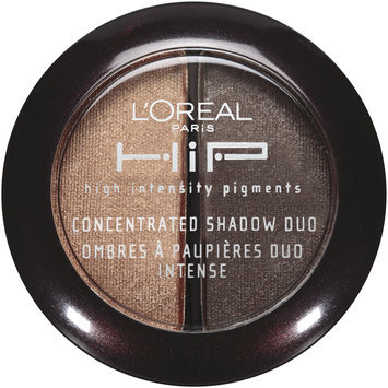 Studio Secrets Professional Hip 818 Saucy Concentrated Shadow Duo .08 Oz Plastic Compact