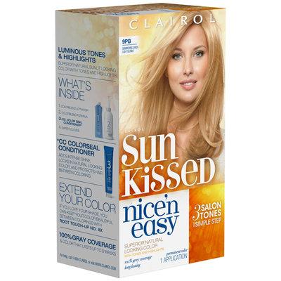 Clairol Sun Kissed Nice \'n Easy Hair Color 9PB Shimmering Sands ...