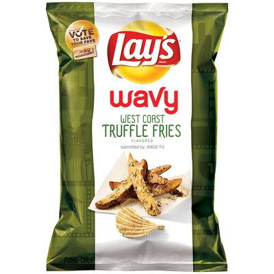 LAY'S® Wavy West Coast Truffle Fries Potato Chips