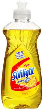 Ultra Sunlight® with LemonOxi™ Lemon Boost™ Dishwashing Liquid 10 fl. oz. Bottle