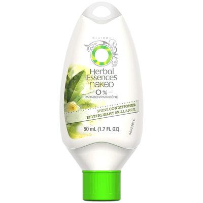 Herbal Essences Naked Shine Conditioner 1.7 fl. oz. Bottle