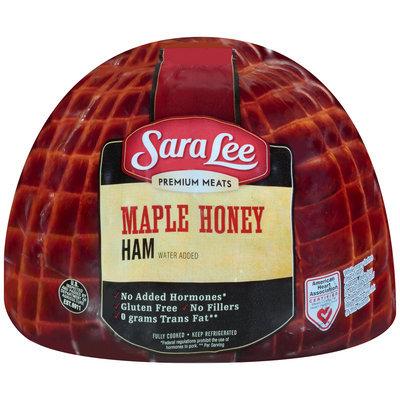Sara Lee Premium Meats Maple Honey Ham