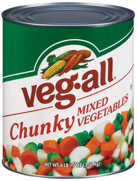 Veg-All Chunky Mixed Vegetables 106 Oz Can