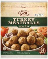 Casa Di Bertacchi® Turkey Meatballs 64 oz. Package