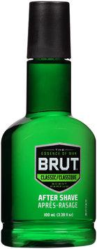 Brut® Classic Scent After Shave 3.38 fl. oz. Plastic Bottle--Brut® Parfum Classique Apres-Rasage 100mL Bouteille en Plastique
