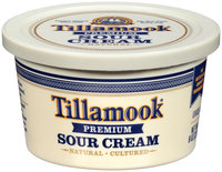 Tillamook® Premium Sour Cream 8 oz. Tub