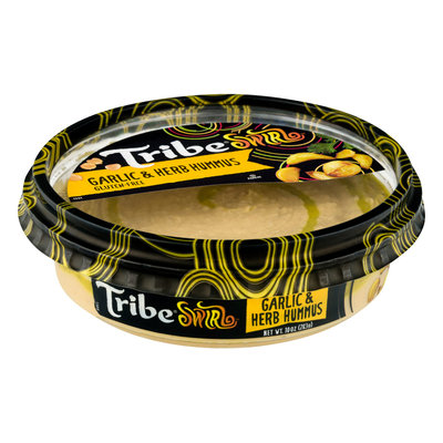 Tribe® Swirl™ Garlic & Herb Hummus 10 oz. Tub