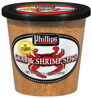 Phillips Crab & Shrimp Spice 24 Oz Tub