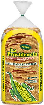 La Providencia™ Homestyle Tostadas 24 Ct.