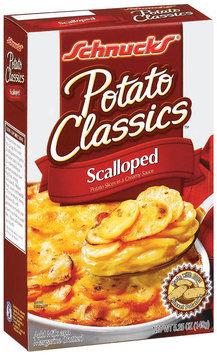 Schnucks Scalloped Potato Classics 5.25 Oz Box