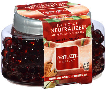 Renuzit® Super Odor Neutralizer® Holiday Apple & Cinnamon Air Freshening Pearls