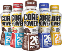 Core Power® Variety Pack High Protein Milk Shakes 5-11.5 fl. oz. Bottles