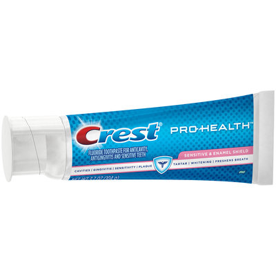 Crest Pro-Health Sensitive and Enamel Shield Toothpaste 3.7 oz.