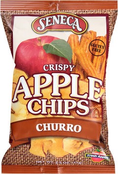 Seneca® Crispy Churro Apple Chips 2.5 oz. Bag