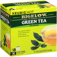Bigelow® Classic Green Tea 18-0.10 oz. K-Cup Pods