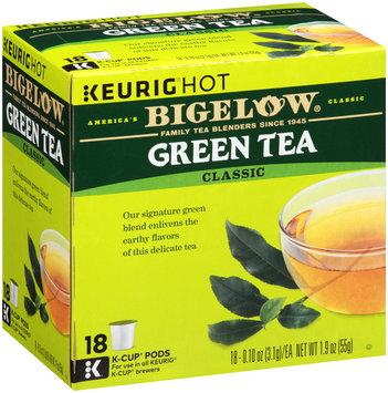 Bigelow® Classic Green Tea 18-0.10 oz. K-Cup Pods