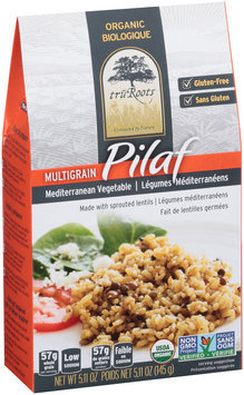 TruRoots® Organic Multigrain Mediterranean Vegetable Pilaf