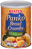 Stater Bros.® Italian Panko Bread Crumbs 8 oz. Canister