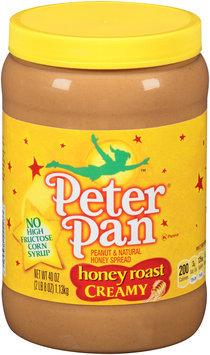 Peter Pan® Honey Roast Peanut Butter 40 oz. Jar