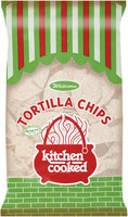 Kitchen Cooked Whitecorn Tortilla Chips 14 oz. Bag