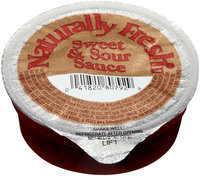 Naturally Fresh® II Sweet & Sour Sauce 2 oz. Cup