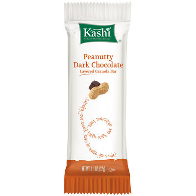 Kashi® Peanutty Dark Chocolate Layered Granola Bar 1.1 oz. Wrapper
