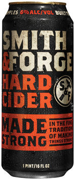 Smith & Forge Hard Cider 16 fl. oz. Can