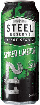 Steel Reserve® Alloy Series Spiked Limeade 24 fl. oz. Can