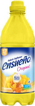 Ensueno® Original Summer Fresh Fabric Softener 28.7 fl. oz. Plastic Bottle