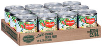 Del Monte™ Mixed Fruit in Extra Light Syrup 12-8.25 oz. Cans