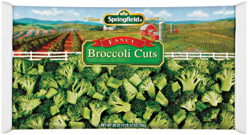 Springfield Fancy Broccoli Cuts