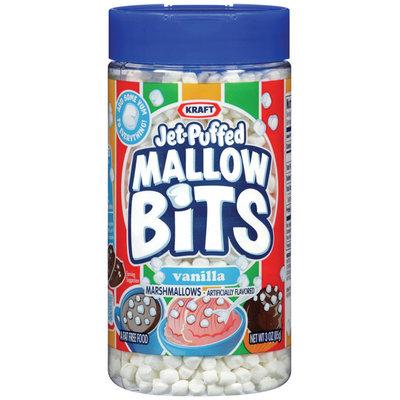 Kraft Jet-Puffed Mallow Bits Vanilla 3 oz. Shaker