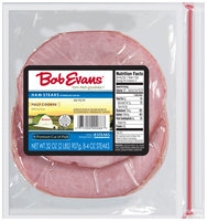 Bob Evans® 97% Fat Free Ham Steaks 32 oz. Bag