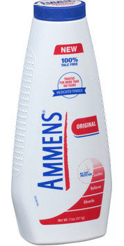 Ammens® Original Medicated Talc-Free Powder