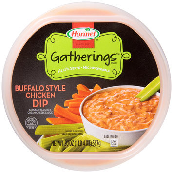 Hormel™ Gatherings™ Buffalo Style Chicken Dip 20 oz. Tub