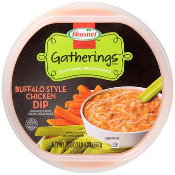 Hormel™ Gatherings™ Buffalo Style Chicken Dip 20 oz. Tub