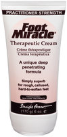 Foot Miracle® Practitioner Strength Therapeutic Cream 6 oz. Tube