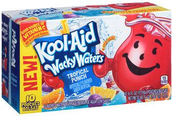 Kool-Aid Wacky Waters Tropical Punch Flavored Water Beverage