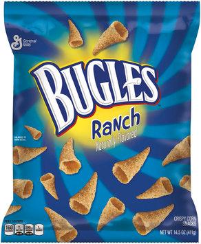 Bugles® Ranch Crispy Corn Snacks 14.5 oz. Bag