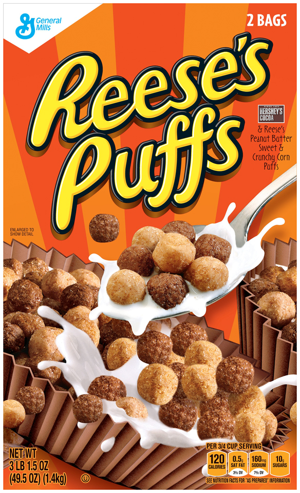 Reese's® Puffs® Cereal