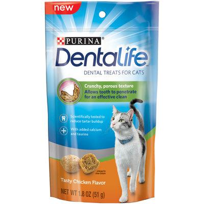Purina® DentaLife Chicken Dental Cat Treats