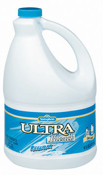Springfield Ultra Regular Bleach 96 Oz Jug