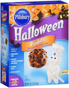 Pillsbury Halloween Funfetti® Brownie Pop Kit 15.17 oz. Box