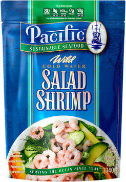 Pacific Sustainable Seafood™ Wild Cold Water Salad Shrimp 12 oz. Pouch