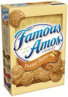 Famous Amos® Peanut Butter Cookies